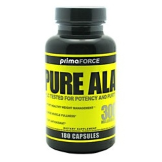 primaFORCE Pure ALA, 180 Capsules
