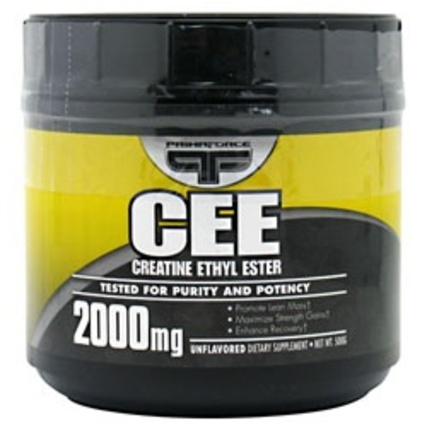 primaFORCE CEE-Creatine Ethyl Ester Powder by primaFORCE