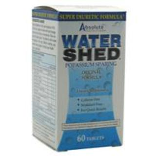Absolute Nutrition Water Shed, 60 Tablets