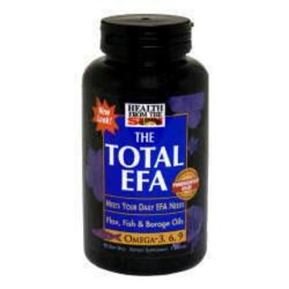 Health From The Sun Total EFA, 90 Softgels