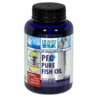 Health From The Sun Pure Fish Oil, 90 Softgels