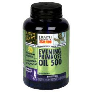 Health From The Sun Evening Primrose Oil, 180 Softgels