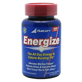 iSatori Energize All Day Energy, 84 Tablets