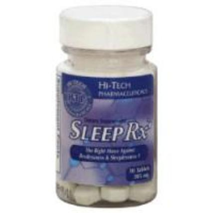 Hi-Tech Pharmaceuticals Sleep Rx by Hi-Tech Pharmaceuticals