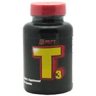 SAN Nutrition T-3, 90 Capsules