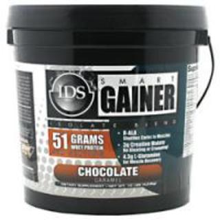 New Whey Nutrition (IDS) SMART GAINER Protein, 10 Pounds