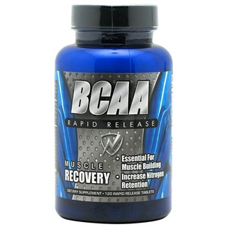New Whey Nutrition (IDS) BCAA Rapid Release, 120 Tablets