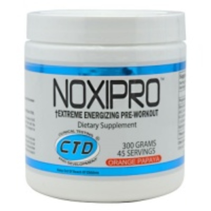 CTD Labs Noxipro Pre-workout