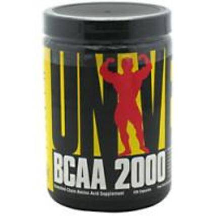 Universal Nutrition BCAA 2000 by Universal Nutrition