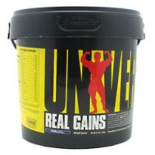 Universal Nutrition Real Gains Protein, 3.81 Pounds