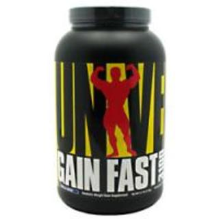 Universal Nutrition Gain Fast 3100, 5.1 Pounds