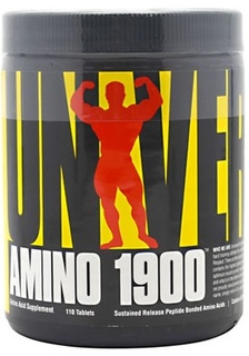 Universal Nutrition Amino 1900 by Universal Nutrition, 110 Tablets