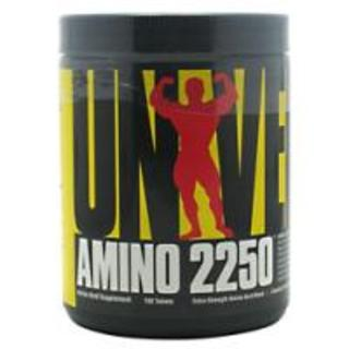 Universal Nutrition Amino 2250 by Universal Nutrition, 230 Tablets