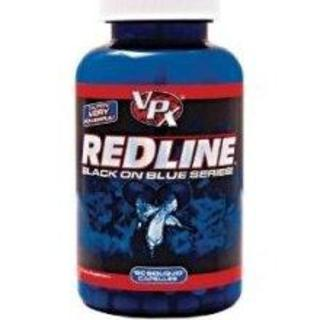 VPX Sports RedLine Black on Blue, 120 Capsules