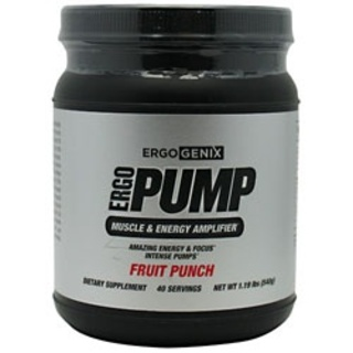 Ergogenix Ergo Pump, 40 Servings