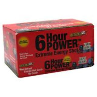 NVE Pharmaceuticals 6 Hour Power, 12 Packets