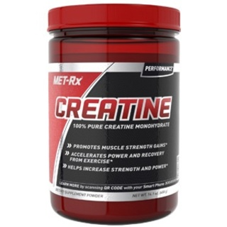 MET-RX Hardcore Creatine Powder by MET-RX, 400 Grams