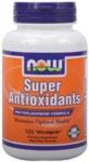 NOW Foods Super Antioxidants, 120 Vegi Capsules