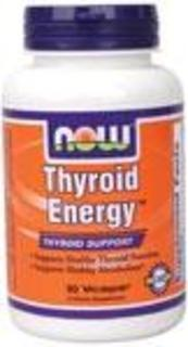 NOW Foods Thyroid Energy, 90 Vegi Capsules