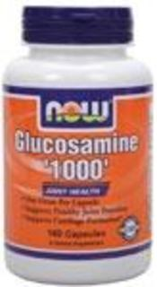 NOW Foods Glucosamine 1000, 180 Capsules