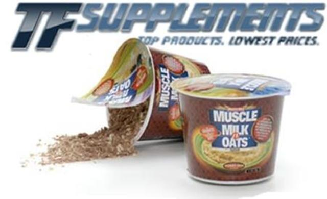 Cytosport Muscle Milk n Oats by Cytosport