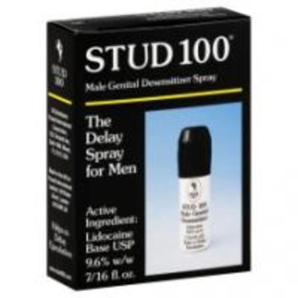 Stud 100 Male Genital Desensitizer Spray by Stud 100