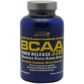 MHP BCAA 3300, 120 Tablets