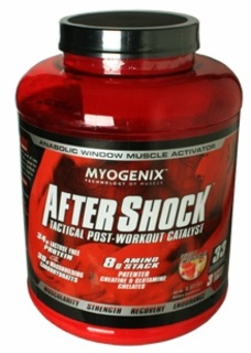 Myogenix After Shock, 5.82 Pounds