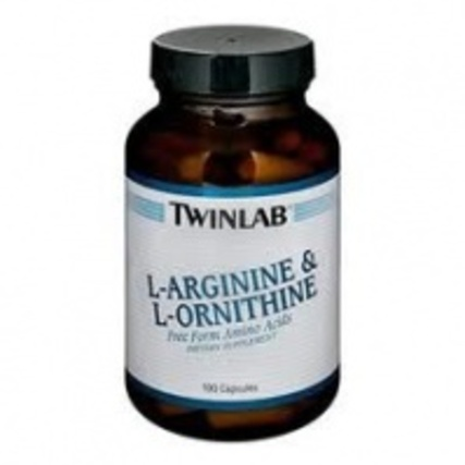 Twinlab L- Orithine 500mg by Twinlab