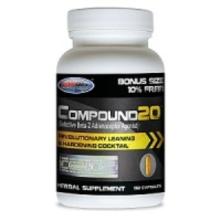 USP Labs Compound 20, 132 Capsules