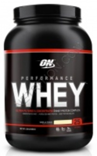 Optimum Nutrition Performance Whey, 2 Pounds