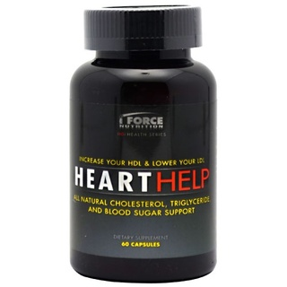 I Force Heart Help, 60 Capsules