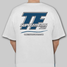 TFSupplements T-Shirt (White), Small Flavor