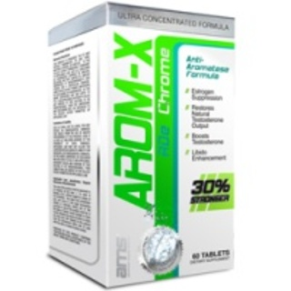 AMS Arom-X RDe, 60 Tablets