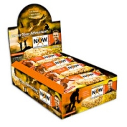 NOW Bars Energy Bar by NOW Bars