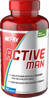 Active Man, 90 Tablets