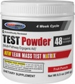 USP Labs Test Powder, 240 Grams