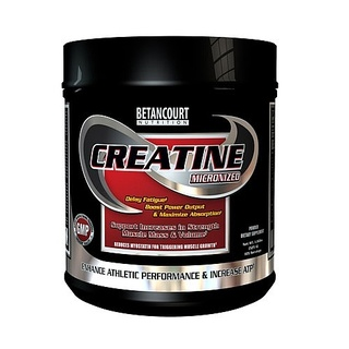 Betancourt Nutrition Creatine Micronized, 525 Grams