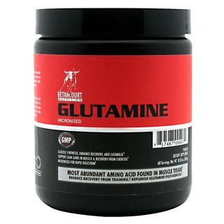 Betancourt Nutrition Glutamine Micronized, 525 Grams