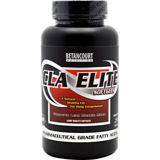 Betancourt Nutrition CLA Elite, 90 Softgels
