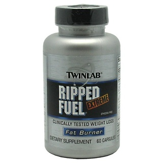 Twinlab Ripped Fuel Extreme, 60 Tablets