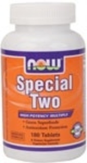 NOW Foods Special Two, 180 Tablets