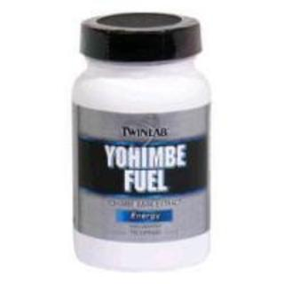 Twinlab YOHIMBE FUEL by Twinlab, 100 Capsules