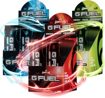 Gamma Labs G Fuel, 20 Servings