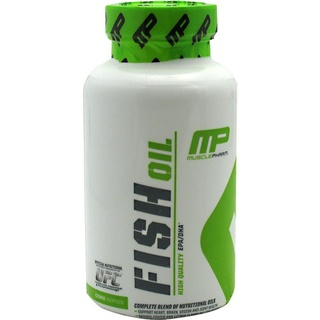 MusclePharm Core Series Fish Oil, 90 Softgels