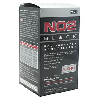 MRI NO2 BLACK, 300 Caplets