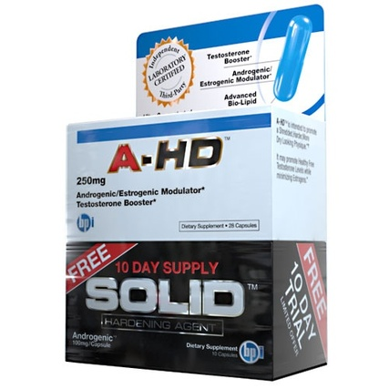 BPI Sports A-HD Plus SOLID by BPI Sports