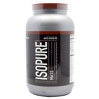 Nature's Best - ISOPURE ISOPURE MASS, 3.25 Pounds