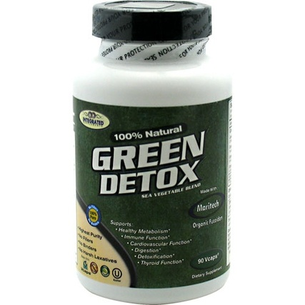 Integrated Supplements Green Detox by Integrated Supplements