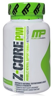 MusclePharm Z Core PM, 60 Capsules